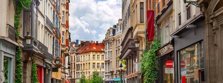 Billige Flüge Von Wien Vie Nach Brüssel National Andere