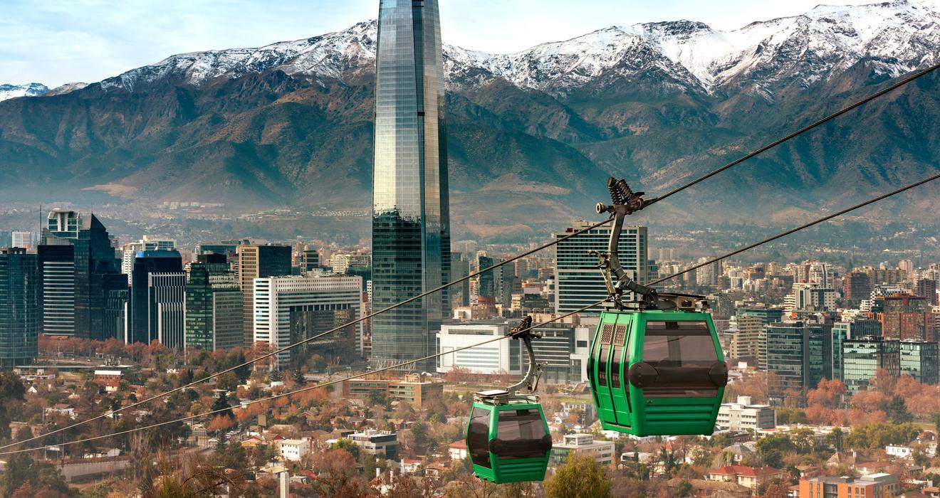 Billige Flüge Von Innsbruck Inn Nach Santiago De Chile Scl