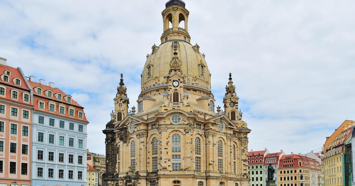 Billige Flüge von Wien (VIE) nach Dresden (DRS) ab € 86